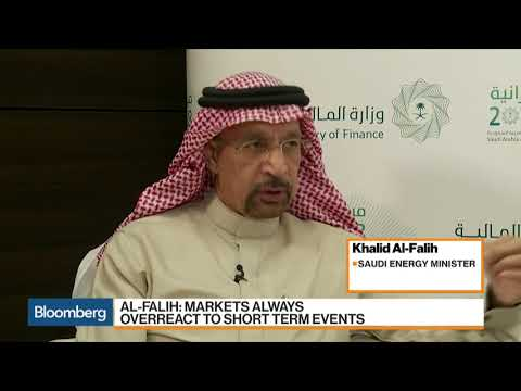 Saudi Energy Minister On OPEC, Oil Inventories - 21 Dec 17  | Gazunda