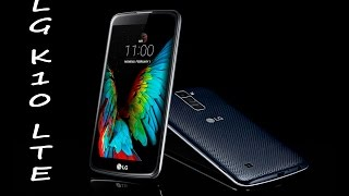 Обзор LG K10 LTE K430DS