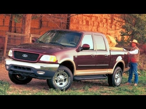 2001 F150 Supercrew >> 2001 Ford F150 Supercrew Start Up and Review 4.6 L V8
