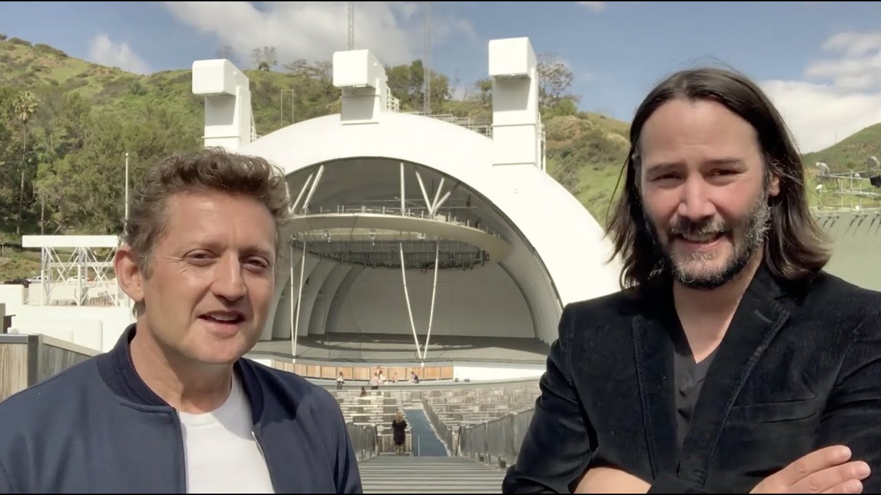 'Bill & Ted Face the Music' trailer reveals long-awaited sequel