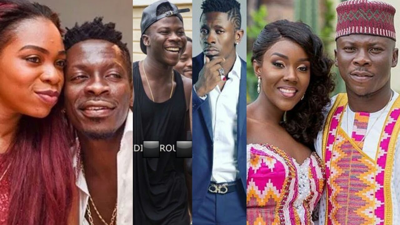 Image result for Shatta Wale and Shatta Michy are engaged!