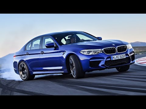 BMW M5 (2018) Ready to Fight E63 AMG