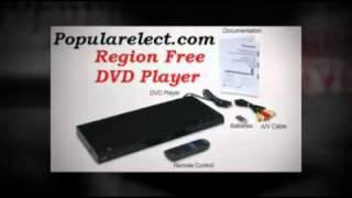 Panasonic DVD-S68 Region Free HDMI DVD Player - Popularelect