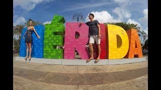 A quick tour of MERIDA I MEXICO I Travel vlog (GoMaryandCoco)