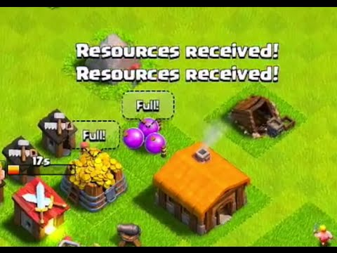 Clash Of Clans Beginners Let's Play - GEMMING For Real! - Spending REAL $$$