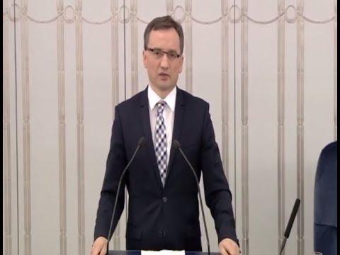 Zbigniew Ziobro: RÓWNEGO, UCZCIWEGO i SPRAWIEDLIWEGO SĄDOWNICTWA!