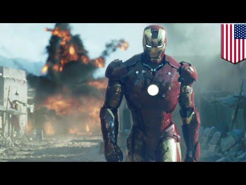 Iron Man's original armor stolen from LA props facility - TomoNews