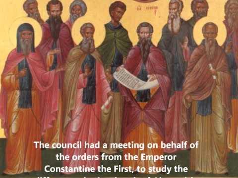 Heresy of Nicaea Council
