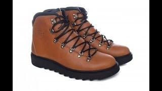 Обзор мужских ботинок Shamrock 20.14 коричневый