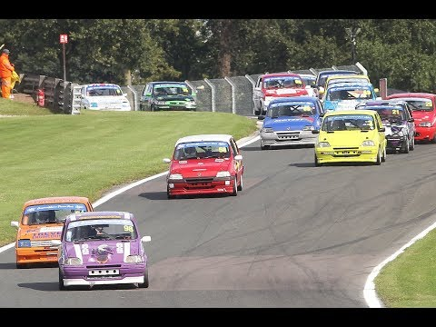 MG Metro Cup 2019 - Oulton Park R2