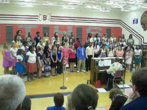 Spring Concert~Butler High~2012.MOV