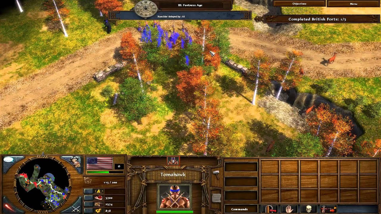 Age of empires the warchiefs cheat engine