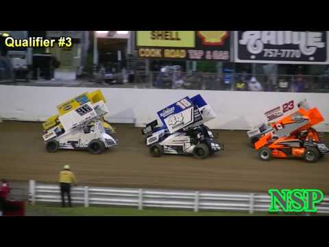 June 24, 2016 Dirt Cup Ascs National Sprints Qualifiers #1, 2 & 3 Skagit Speedway