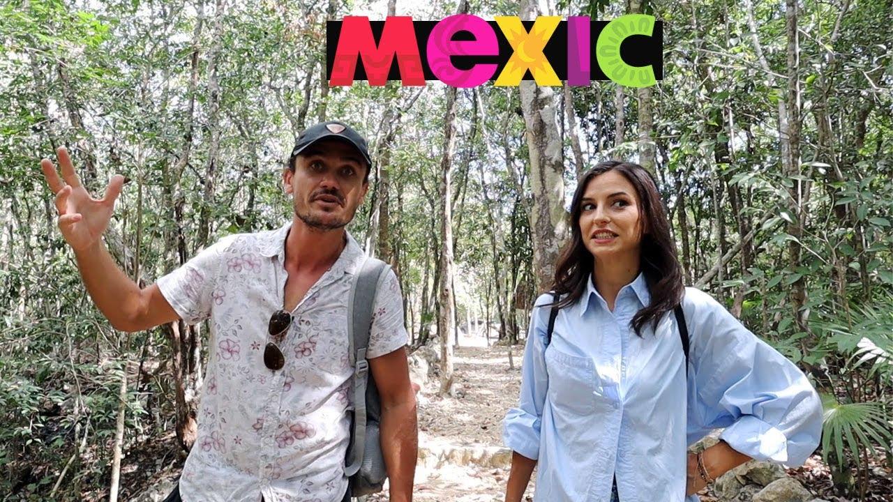 Am facut-o si pe ASTA ? Cu ce se ocupa acest roman in MEXIC ?