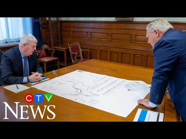 Gen. Rick Hillier explains how Ontario plans to distribute a COVID-19 vaccine