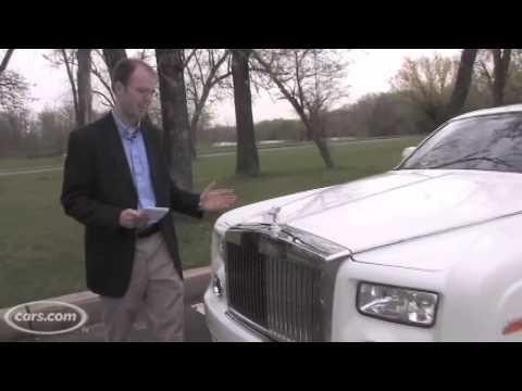 2009 Rolls-Royce Phantom Extended Wheelbase