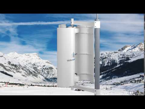 WindKinetic Off grid power systems 8