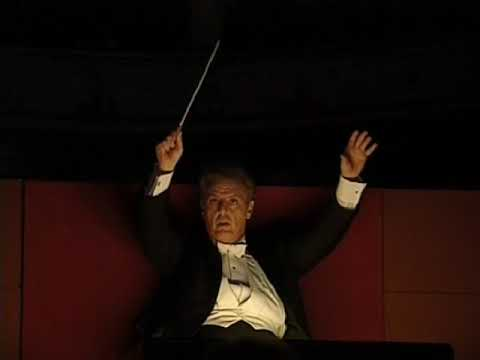 Dirigentenkamera: Wagner Parsifal 2. Akt - Daniel Barenboim/ Berlin 2001