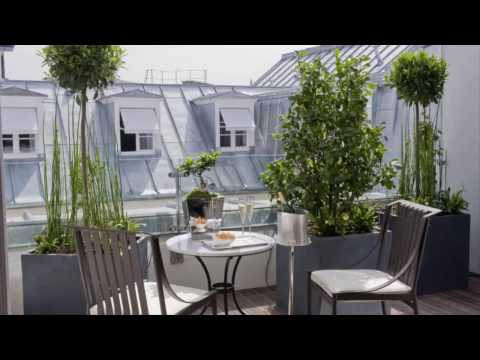 Le Burgundy Paris, 5 star hotels in paris, paris hotels