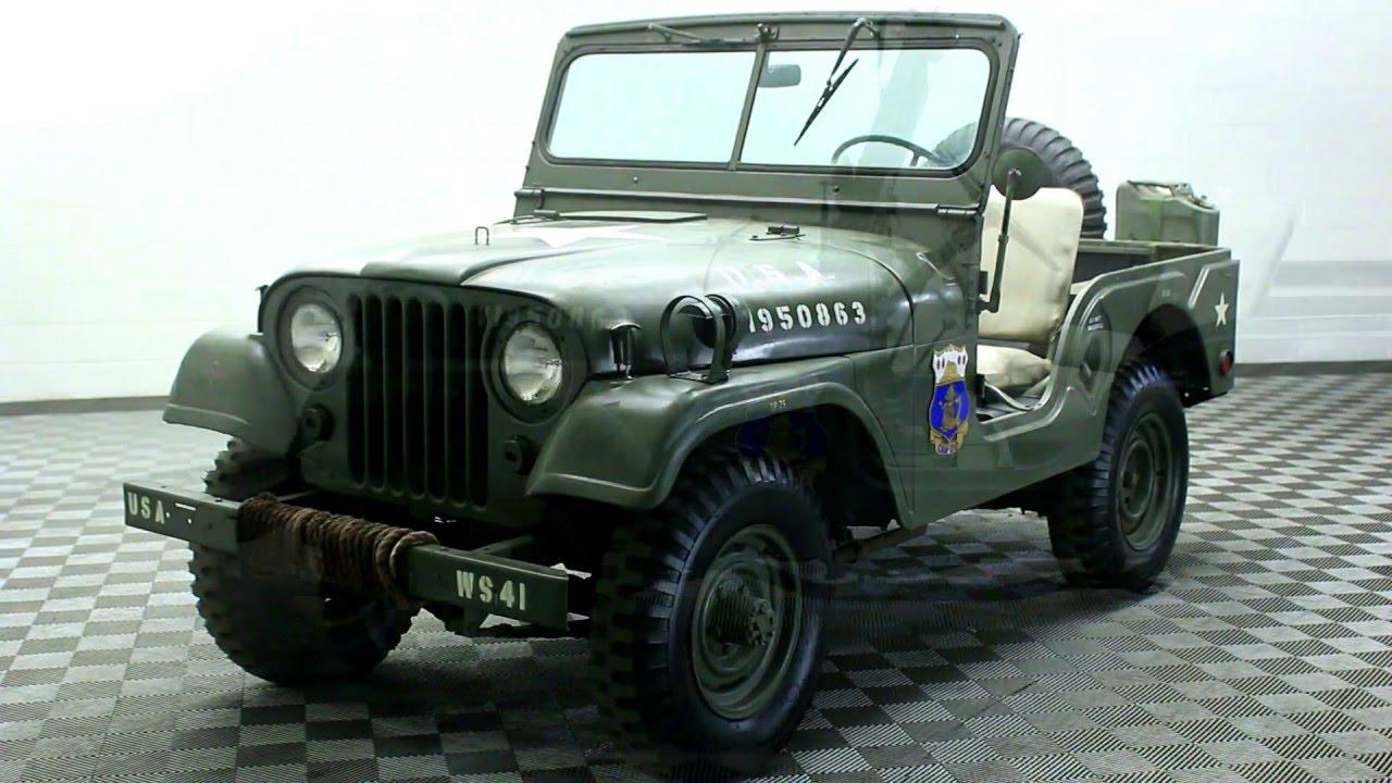 od green jeep cj5 [ 1280 x 720 Pixel ]