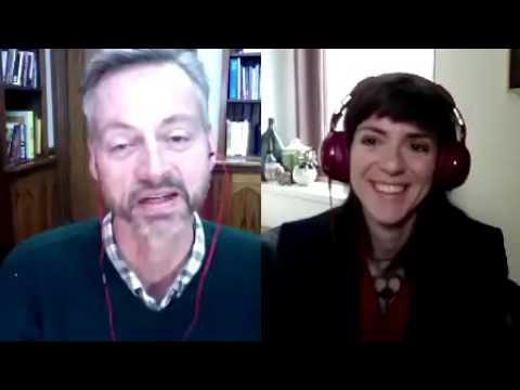Robert Wright & Melanie Brewster [The Wright Show] (full conversation)