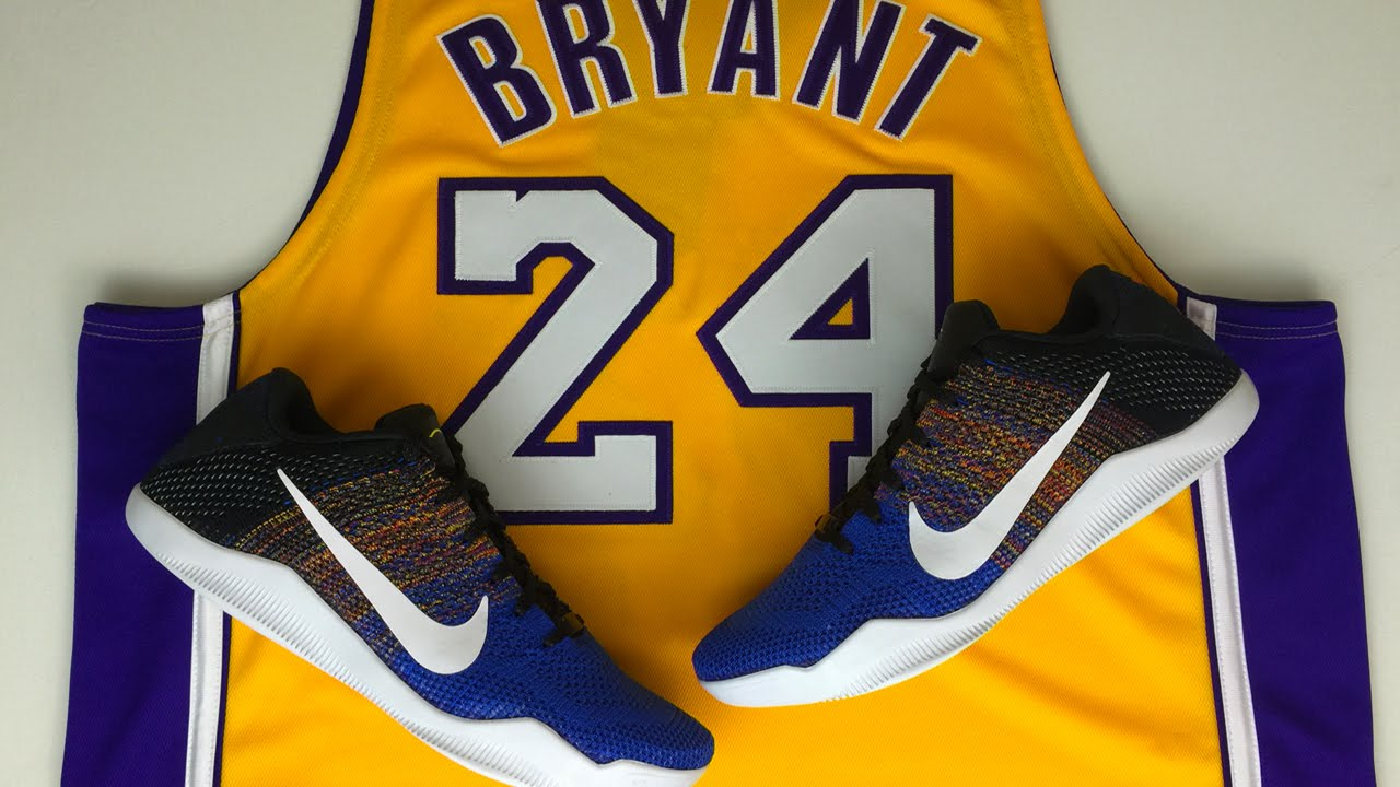 f8142bf1f7548 ... The Nike Kobe 11 Elite Low BHM United Kingdom Mens ...