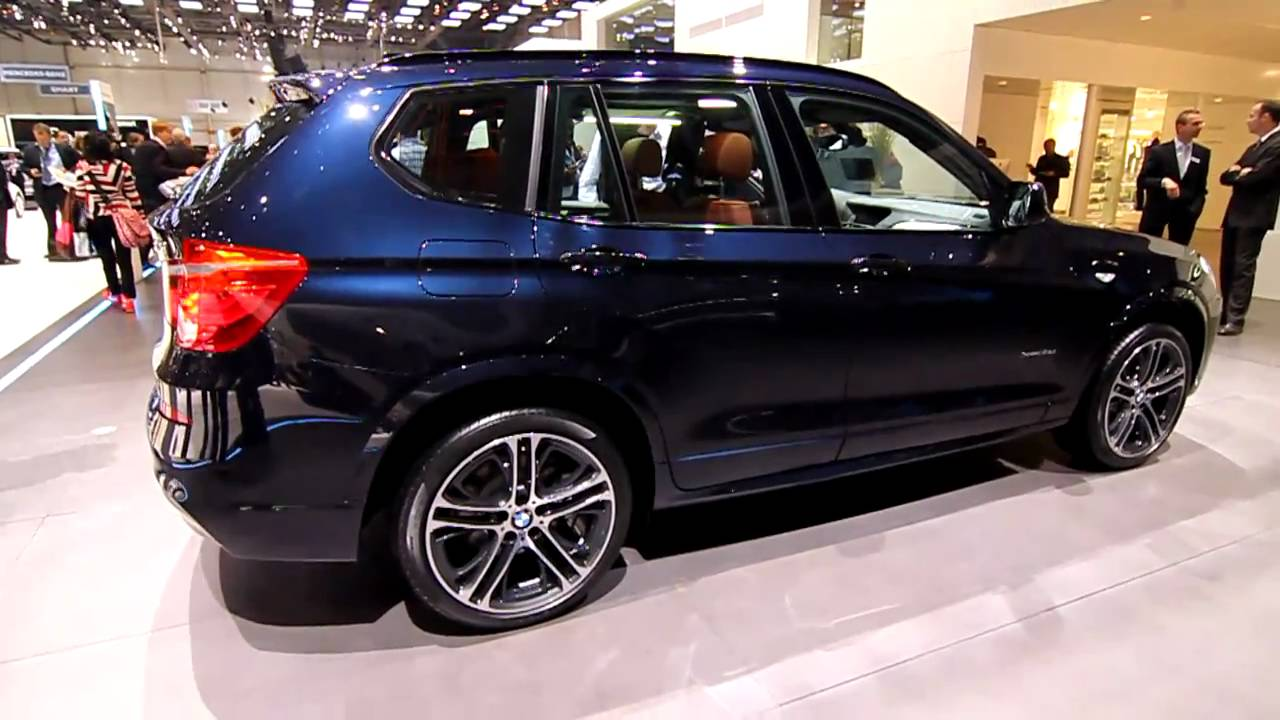 BMW X3 2011 With M Sport Package