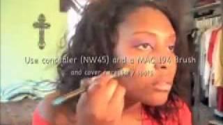 Makeup Tutorial: Pretty Purple Eyeshadow Look