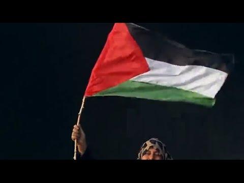 Ocupación Israelí En Palestina: