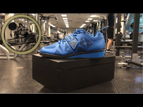 Nordic Lifting Megin Powerlifting Shoes