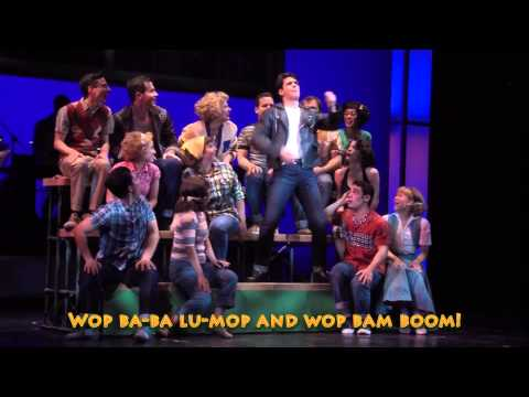 GREASE, Audience Participation?  Paper Mill Playhouse