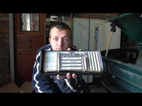 Сериал ЖигульОК#13 Тюнинг Задней Оптики Моей VAZ 2106 Группой Диодный Стоп