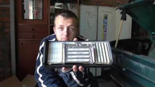 видео Тюнинг задних фонарей автомобиля ВАЗ 2109.