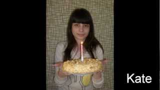 The video was made by Russian fans special for birthday Daitoh Shun...