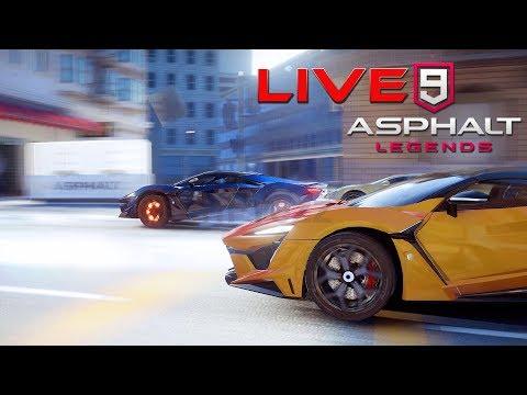 Asphalt 9 Gameplay: Fight For Platinum -Huayra Series Multiplayer, Ferrari 488 GTB Car Hunt & More