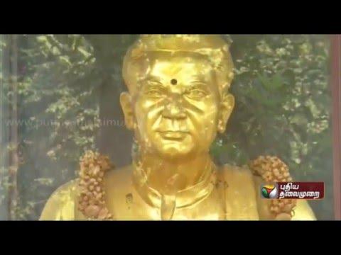 Kothamangalam  Subbu - Winner of Kalaimamani and Padmashree Awards