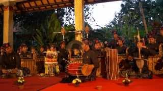 GAMELAN and MUSIC for Cremation Ceremony in UBUD, Bali