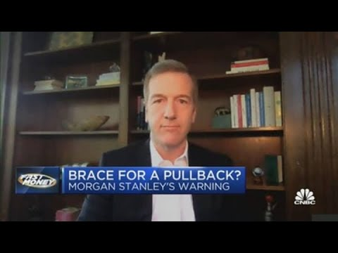 Time is ticking on a 10-20% market correction: MS's Mike Stanley