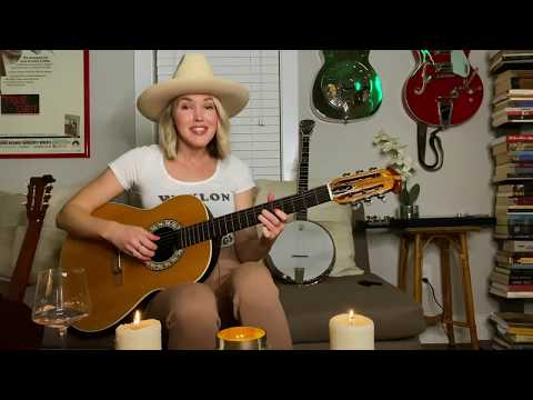 Nathaniel Rateliff  Ashley Campbell - The Ruby Sessions at Home Ep9