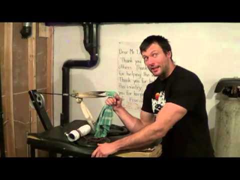 Arm Wrestling Training with Devon (The Vampire) Larratt, Session - 1 Rep Maximum (RM)