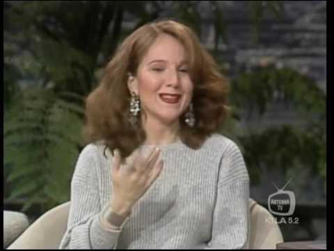 Lisa Jane Persky, 1987 TV Interview