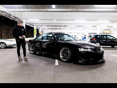 Mark Webb: Nissan S14A Drift Car 2016