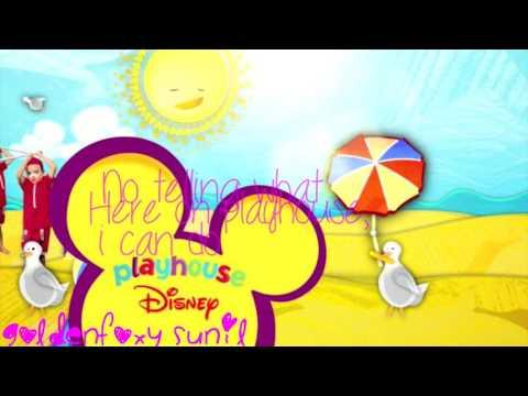 Playhouse Disney Theme song (With lyrics)