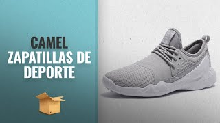 10 Mejores Ventas De Camel: Camel Lightweight Running Shoe Walking Shoe Fashion Sneaker for Men