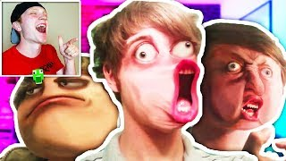 TRY NOT TO LAUGH REAL LIFE!