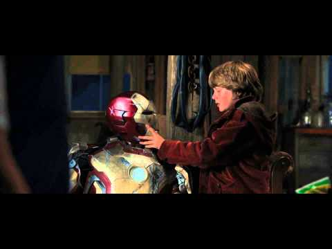 Marvel's Iron Man 3 | Tony Meets The Kid Clip | in cinemas now thumbnail