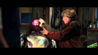Marvel's Iron Man 3 | Tony Meets The Kid Clip | In Cinemas Now