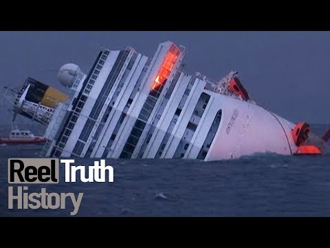 Sinking of the Concordia: Why Did The Concordia Sink? | History Documentary | Reel Truth History
