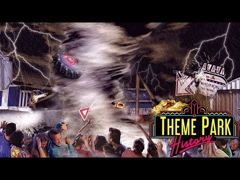 The Theme Park History Of Twister: Ride It Out (Universal Studios Florida)