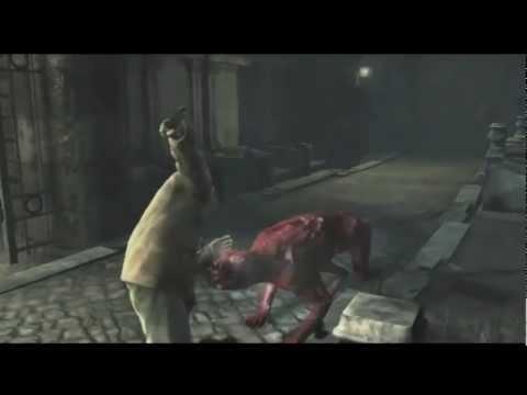 Silent Hill Homecoming guia El Cementerio (3/14)